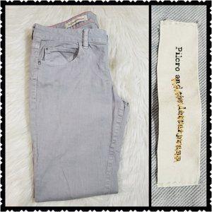 Pilcro and the letterpress womans sz 30 gay jeans